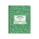 Barclay Practice Writing Books - 1 dozen - 8 x 10 - 84 pages - Grade Level 2 - Green