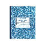 Barclay Practice Writing Books - 1 dozen - 8 x 10 - 84 pages - Grade Level 3 - Blue
