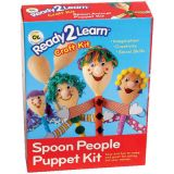 Ready2Learn™ Spoon People Craft Kit