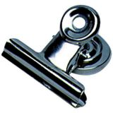 Charles Leonard Magnetic Spring Clips, 2, 12/Box