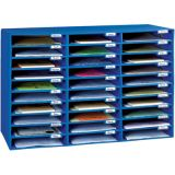 Classroom Keepers® Mail Box, 30 Slots, 21 x 31-5/8 x 12-7/8