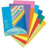 Array® Card Stock, Colorful Assortment, 100 sheets