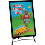 Pacon® Value Foam Board, Black-on-Black