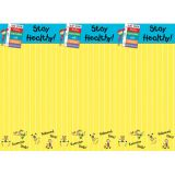 Fadeless® Paper Design, Healthy Habits, 48 x 50' Boxed