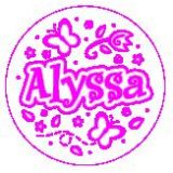 ALYSSA JUMBO NAME STAMP