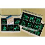 CLIFFORD,SMALL PUPPY STAMP SET