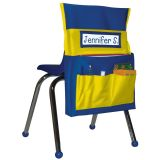 Chairback Buddy™ - Blue/Red