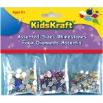 Time4Craft Gemstones - Assorted Colours & Shapes