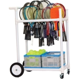 All-Terrain ABS Racket Cart