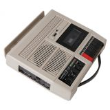CAS5272 Cassette Recorder/Player