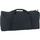 22 oz. Canvas Zippered Duffle Bag