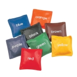 5 Colored Bean Bag Set