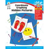 Graphing Hidden Pictures - Coordinate Graphing Hidden Pictures - Grades 3–5