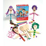 Ready2Learn™ Spoon People Puppet Kit