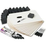 Dry erase Lapboard class packs