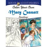 Masterworks: Color Your Own Mary Cassatt Paintings