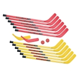 36 Rhino® Stick Elementary Hockey Set