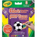 Crayola® Fabric Markers Broad Line