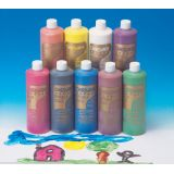 Derivan® Finger Paint 500ml Black