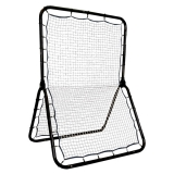 Double-Sided Lacrosse and Multi-Sport Training Rebounder