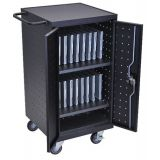 18 Slot Laptop/Chromebook Charging Cart