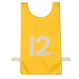 Heavyweight Numbered Pinnie