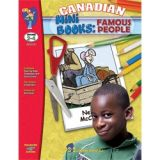 Canadian Mini Books: Famous Canadians