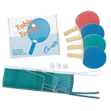 Four Player Table Tennis Table Set
