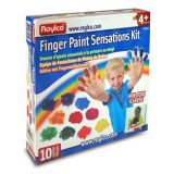 Roylco® Finger Paint Sensations Kit