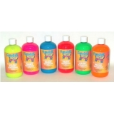 Funstuff® Dazzle Fluorescent Colours Liquid Tempera