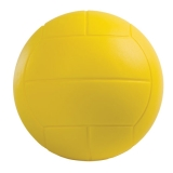 Coated High Density Foam Volleyball