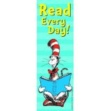 Cat in the Hat™ Read Every Day! Bookmarks