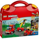 LEGO Juniors - Fire Patrol Suitcase