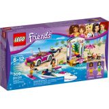LEGO Friends - Andrea's Speedboat Transporter