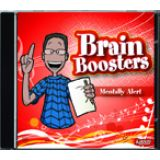 Brain Boosters: Mentally Alert CD