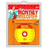 Monthly Melodies CD and Lyrics Packet