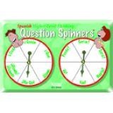 Question Spinner (Spanish)
