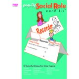 Pop-Up Social Role Card Kit