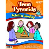 Team Pyramids: Rotating Reading (Class Set of 10)