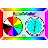 Spin-A-Color Spinner