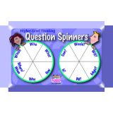 Question Transparency Spinner