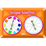 Shape Selector Spinner