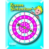Team Selector Transparency Spinner