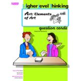 Art: Elements of Art Question Cards