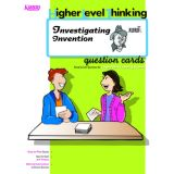 Investigating Invention Question Cards