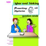 Prewriting: Mysteries Question Cards