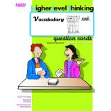 Vocabulary Question Cards