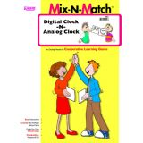 Mix-N-Match Digital Clock -N- Analog Clock