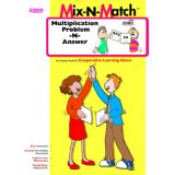 Mix-N-Match Multiplication Problem -N- Answer