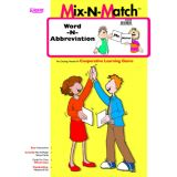 Mix-N-Match - Word-N-Abbreviation